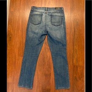 3/20$ DKNY soho skinny jeans size 6